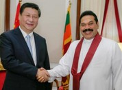 Sri Lanka  China hold the Bilateral Discussion
