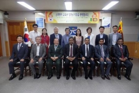 South Korea assures to continue annual teacher training opportunities