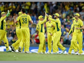 Australia knock India out of World Cup, reach final