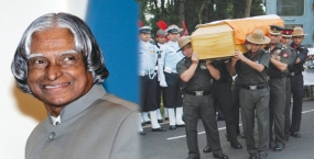 Abdul Kalam's funeral in Rameswaram on Thursday