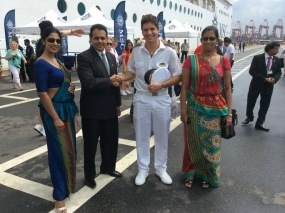 Sri Lanka Tourism enters the $40 bn Cruiseline business
