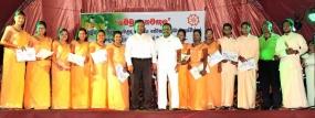 Vesak celebrated at Katunayake Export Processing Zone