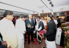 PM at Nagoda Royal College's Prize giving ceremony