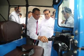 Import of three-wheelers should be controlled - Transport Minister