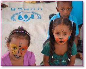 World Children's Day National event under President's patronage
