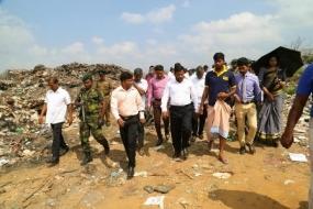 Salambakulam garbage issue to be resolved