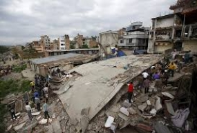 62 Killed in India by Earthquake in Nepal