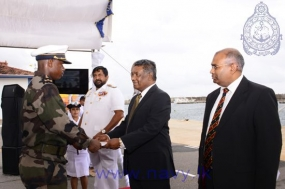 First batch of foreign naval and coast guard officers completed Ship Boarding Training