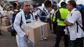 Cuba: International Meeting Against Ebola Begins