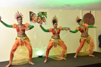 Sri Lankans and Austrians  celebrate New Year in Vienna