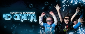 Movies in a new dimension – 4D cinemas blast into Hollywood