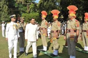 India's 66th Republic Day  celebrations in Sri Lanka