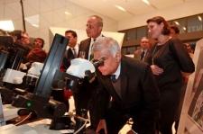 PM visits Antwerp Harbor and Diamond Pavilion