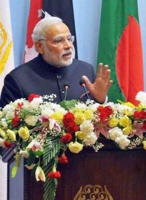 Fulfil commitment on combating terror, Modi tells SAARC nations