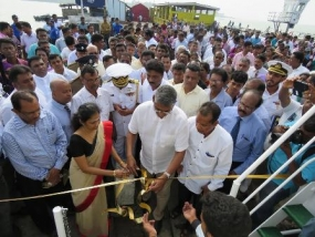 'Neduntharakai' launched for Delft passengers