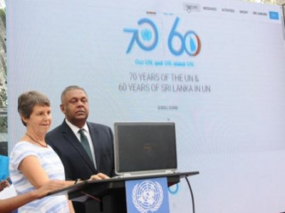 Remarks by Foreign Minister at 71st United Nations Day
