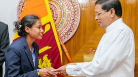 Rio 2016 Olympic contingent meets President