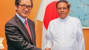 President met Japanese investors