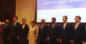 Fifth APTA to be held in Colombo