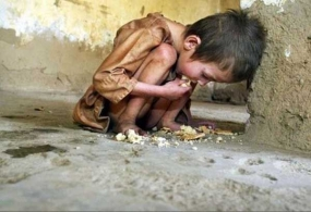 800 Million People are Hunger Victims in the World