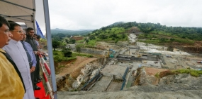 Moragahakanda Project will be completed as scheduled - President