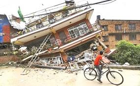 Nepal's $9 b budget focuses on quake reconstruction