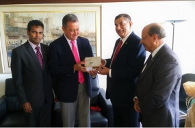 Sri Lankan products promoted in Brazil