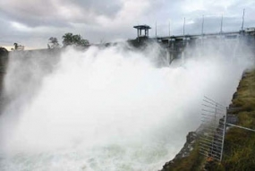Rapid increease in Water levels of Hydropower Plants