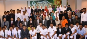 Pakistan will continue to support Sri Lankan Youth's nation building capacities