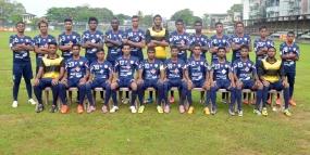 Sri Lanka National Football Team arrives to Dhaka today for 2 international matches