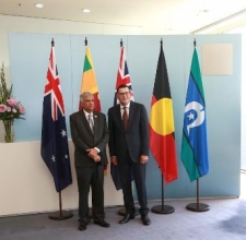 SL and Victoria to strengthen relations