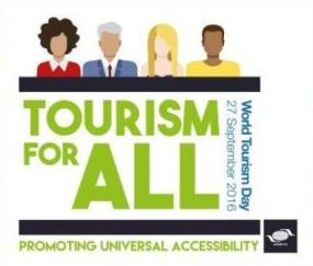 World Tourism Day tomorrow