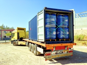 Customs seize 16,000 Ltrs of Ethanol