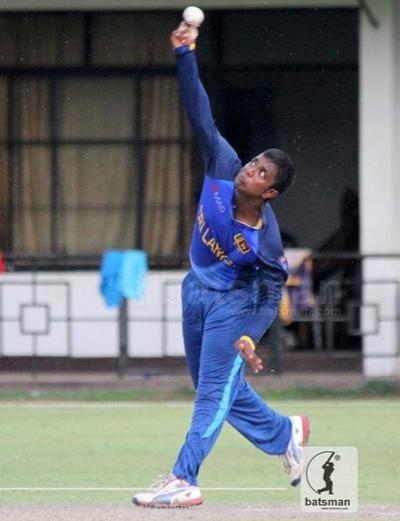 SL U19 in a glorious win over Bangladesh U19