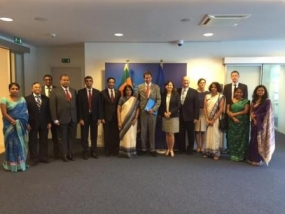Twentieth meeting of the EU- Sri Lanka Joint Commission held in Brussels