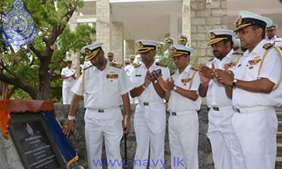 New facility for Eastern Naval Command
