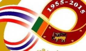 Sri Lanka, Thailand celebrate 60 years of diplomatic relations