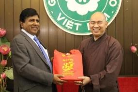 Vietnam PM invited for UN Vesak Day celebration in SL