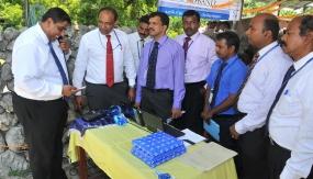 "SLT connects ""Delft Island"" in Jaffna to information super highway"