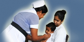 Sri Lanka's National Immunization Programme has an excellent record