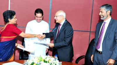 EDB-SLINTEC to enhance research & development access to Lankan exporters