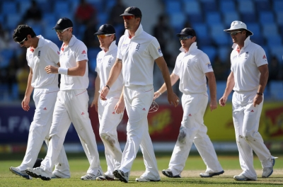 England sets for first Sharjah Test