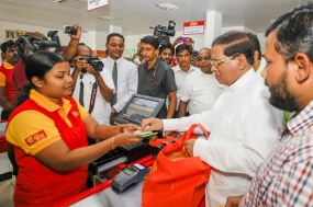 Demographic divisions only in maps, this is one country – President in Kilinochchi