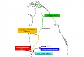 Govt. gives high priority for Northern Expressway construction work