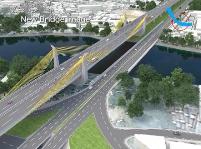 Project to Construct  a New Bridge Over Kelani River