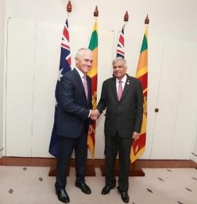 Australian PM assures fullest support towards Sri Lanka