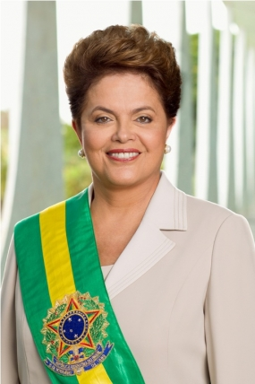 Dilma Rousseff, on Her Way to a New Presidential Term in Brazil