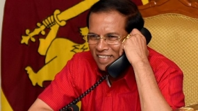 US to make arrangements for a Sirisena – Trump meeting in Washington DC