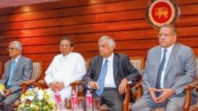 President visited Central Bank