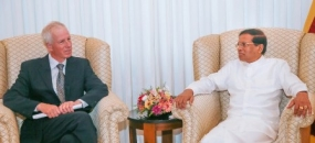 President Sirisena is a man of wisdom - Canadian Foreign Minister